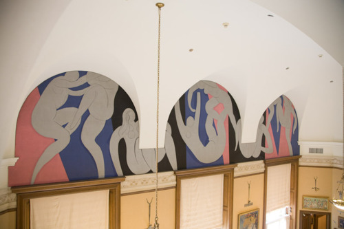 Matisse S Site Specific Dance Painters Table