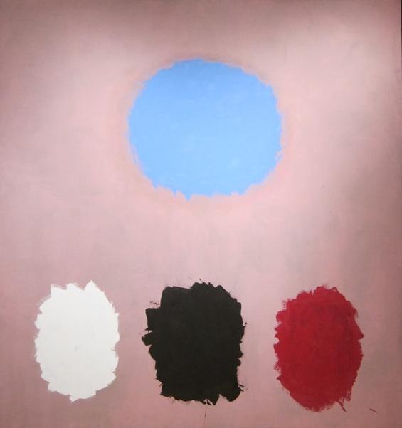 Adolph Gottlieb, Equinox, 1963, oil on canvas (photo: Sharon Butler, Phillips Co