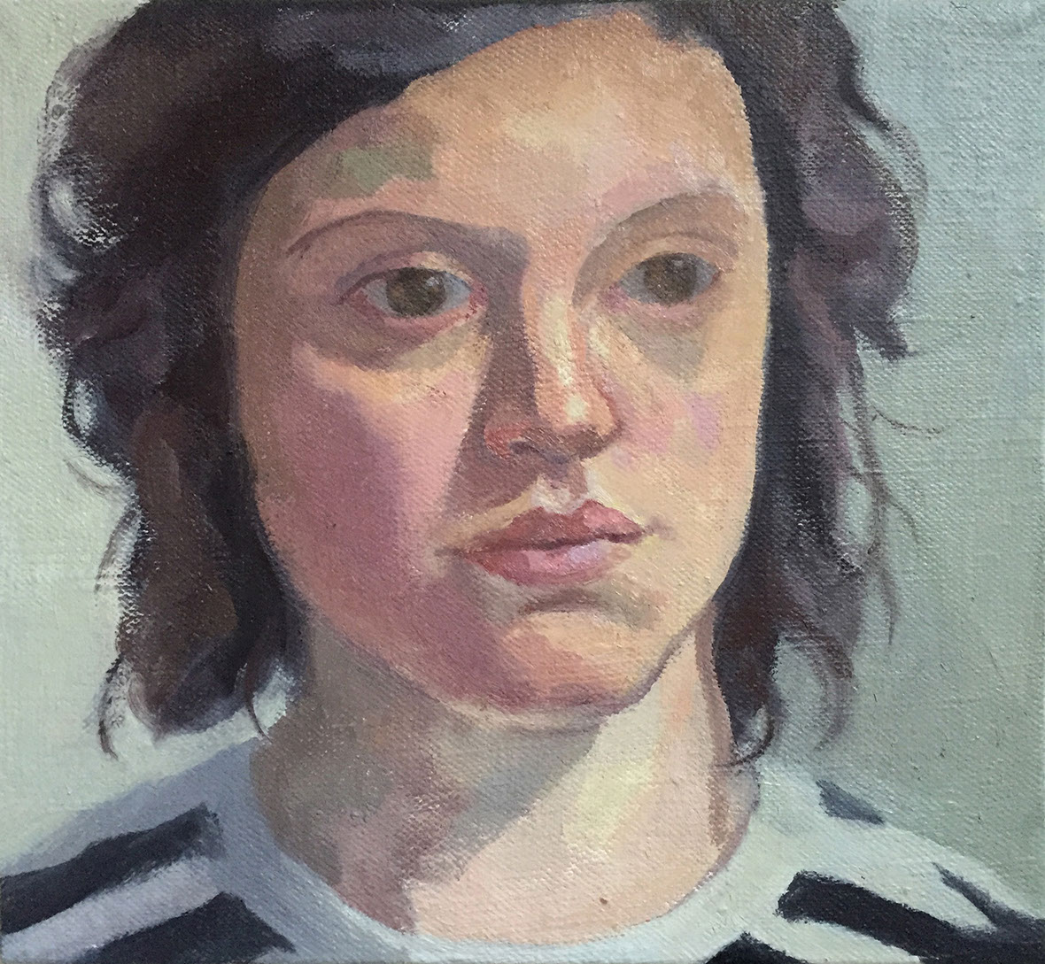 Alix Bailey, Eleanore, 2015, 10 x 8 inches (courtesy of the artist)