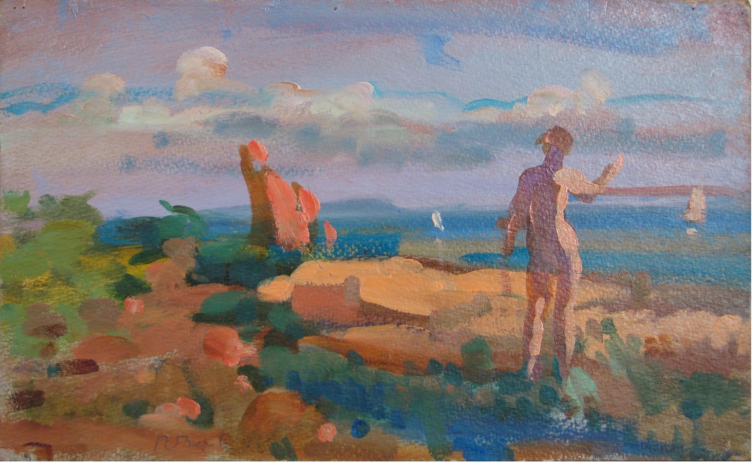 Rosemarie Beck, Ariel, 1978
