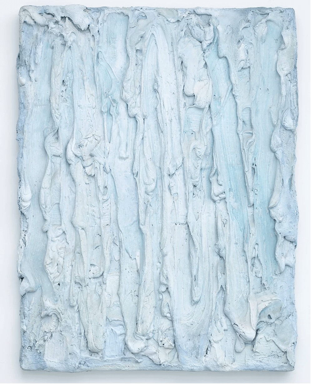 Bram Bogart, Variété, 1961, mixed media, 132 × 110 cm (courtesy of Saatchi Gallery and Vigo Gallery)