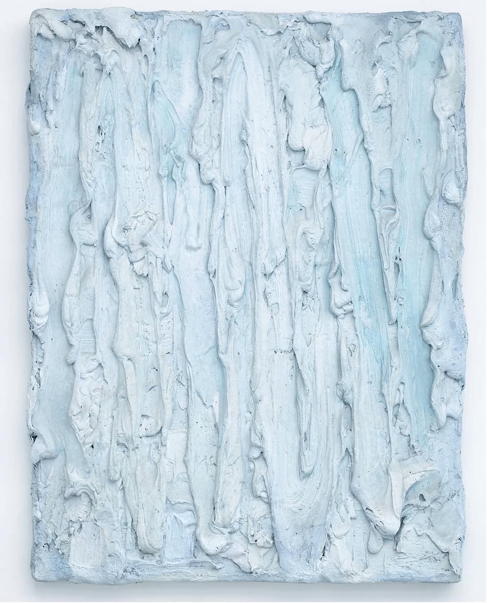 Bram Bogart, Variété, 1961, mixed media, 132 × 110 cm (courtesy of Saatchi Gallery and Vigo Gallery)