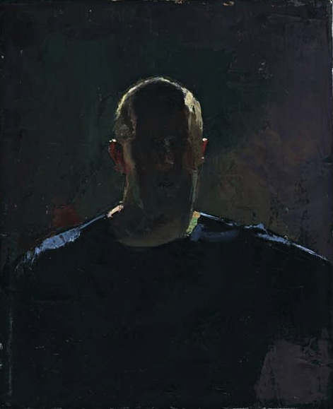 David Campbell, 36 Years Old, 13 × 16 inches, 2011 (courtesy of the artist)