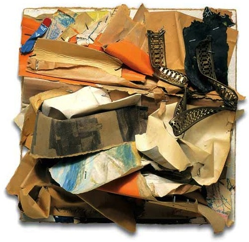 John Chamberlain, Untitled, ca. 1961, © 2012 John Chamberlain/Artists Rights Soc