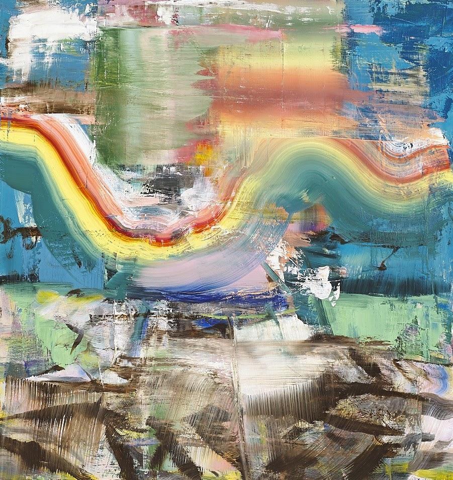 Diana Copperwhite, Human Architecture, 2015, oil on canvas, 91 x 87 cm (courtesy