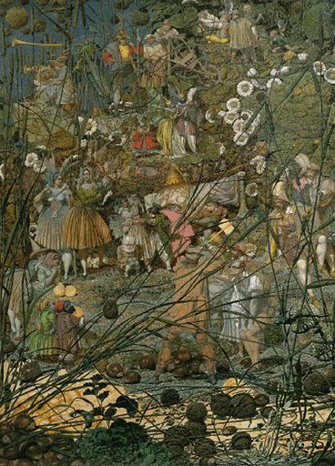 Richard Dadd, The Fairy Feller's Master-Stroke 1855-1864 © Tate, Oil on canvas,