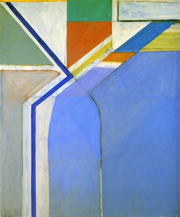 Richard Diebenkorn, Ocean Park No. 24, 1969 (courtesy of Yale University Art Gal