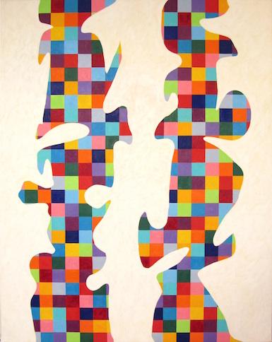 Dana Gordon, Endless Painting 1, 2014 (courtesy of the artist)
