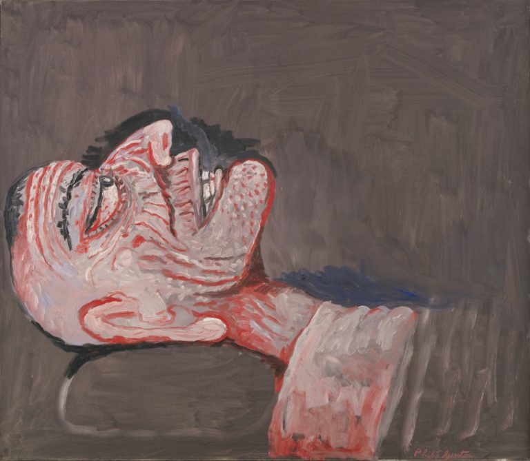 Philip Guston, East Coker—T.S.E., 1979 (Museum of Modern Art)