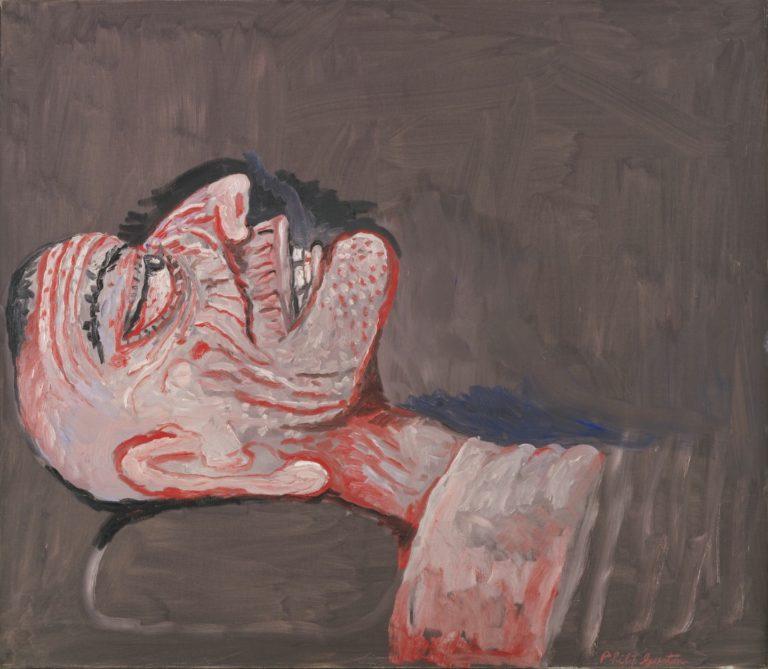 Philip Guston, East Coker—T.S.E., 1979 (Museum of Modern Art)