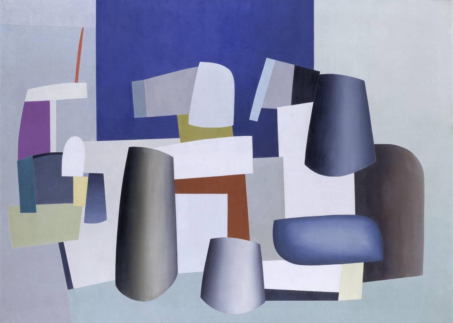Jean Hélion, Ile de France, 1935, oil on canvas (Tate, © ADAGP, Paris and DACS,