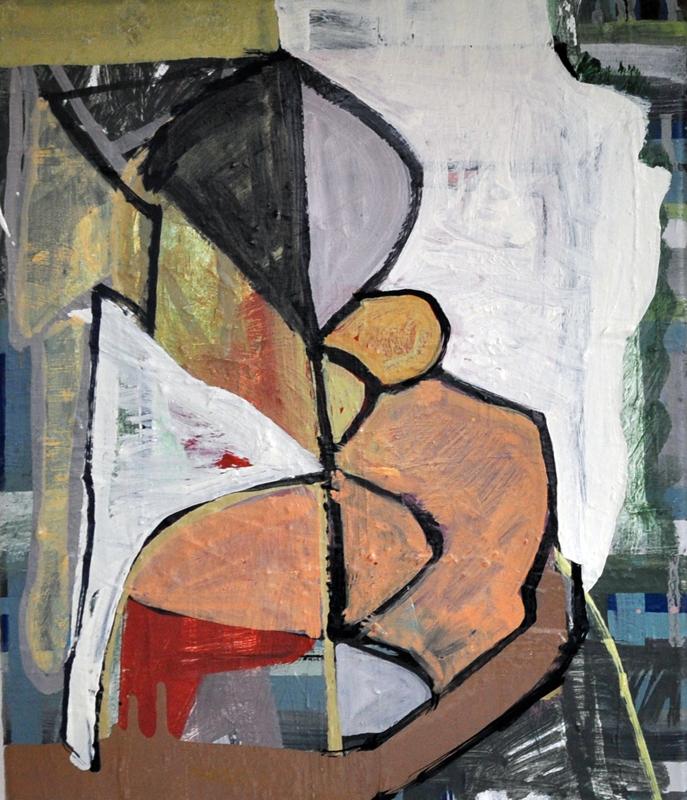Painting by Karl Bielik