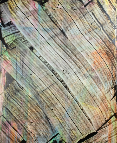 Jeffrey Kessel, Untitled, oil on canvas, 59 x 72 inches, 2012 (courtesy of Thier