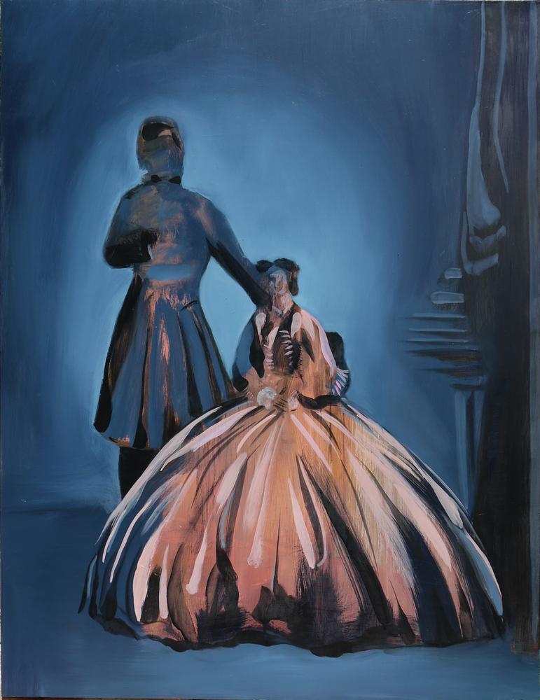 Kimberly Brooks, The Passage 2011, 40 x 30 (courtesy Taylor de Cordoba gallery)