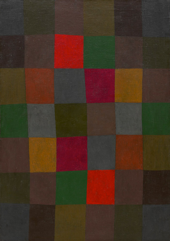 Paul Klee, New Harmony (Neue Harmonie), 1936, (Solomon R. Guggenheim Museum © 20