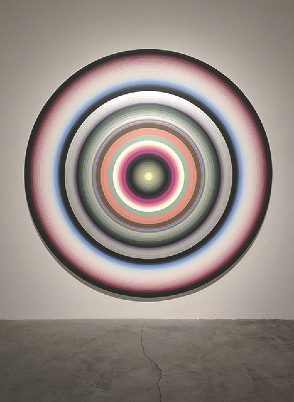 Gary Lang, Swallowing, 2013 (courtesy of Ace Gallery, Beverly Hills)