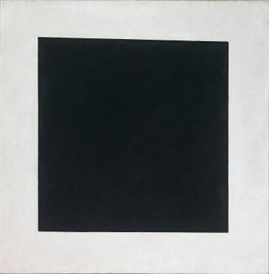 Kazimir Malevich, Black Square, 1929, © State Tretyakov Gallery, Moscow
