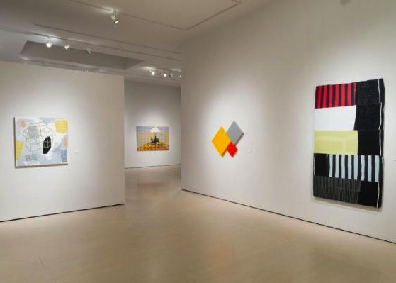 Paintings by Pat Colville, Robert Ruello, Myke Venable, and Jeremy DePrez at McC