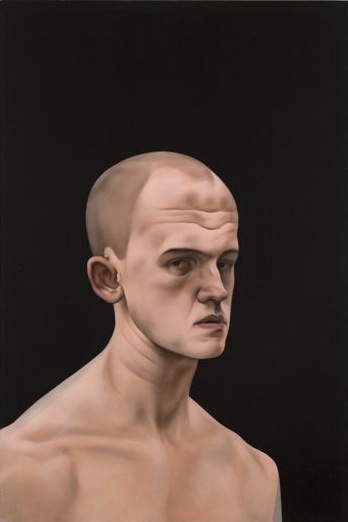 Matthew Miller, Untitled, 2012, oil on panel, 36 × 24 inches (courtesy of Pocket