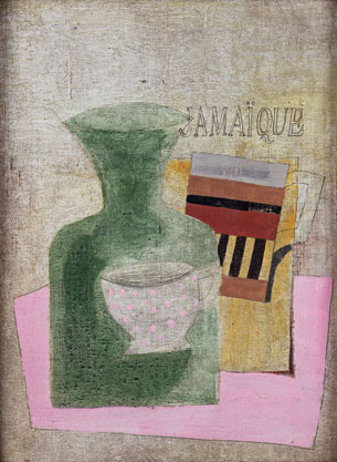 Ben Nicholson, c.1925 (Jamaique) (© Angela Verren Taunt, 2013. All rights reserv