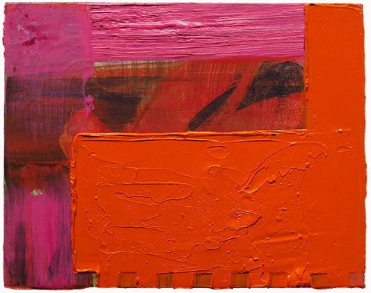 Heidi Pollard, Tiptoe, 8 x 10 inches, oil on canvas on panel (courtesy of the ar