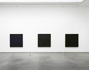 Installation View: Ad Reinhardt at David Zwirner Gallery, New York, 2013