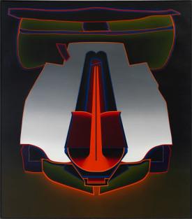 Deborah Remington, Memphis, 1969, oil on linen, 60 x 53 inches (courtesy of the