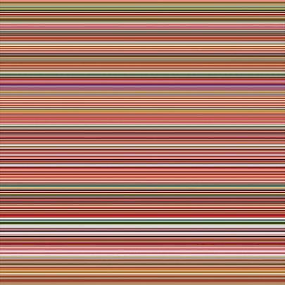 Gerhard Richter, 925-1 STRIP, 2012 (courtesy of Marian Goodman Gallery)