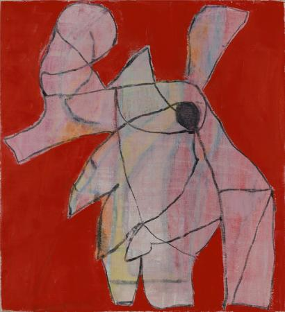 Enrico Riley, Abstract: Head, Beautiful Woman, Shy, Little Elephant , 2011, 22 x