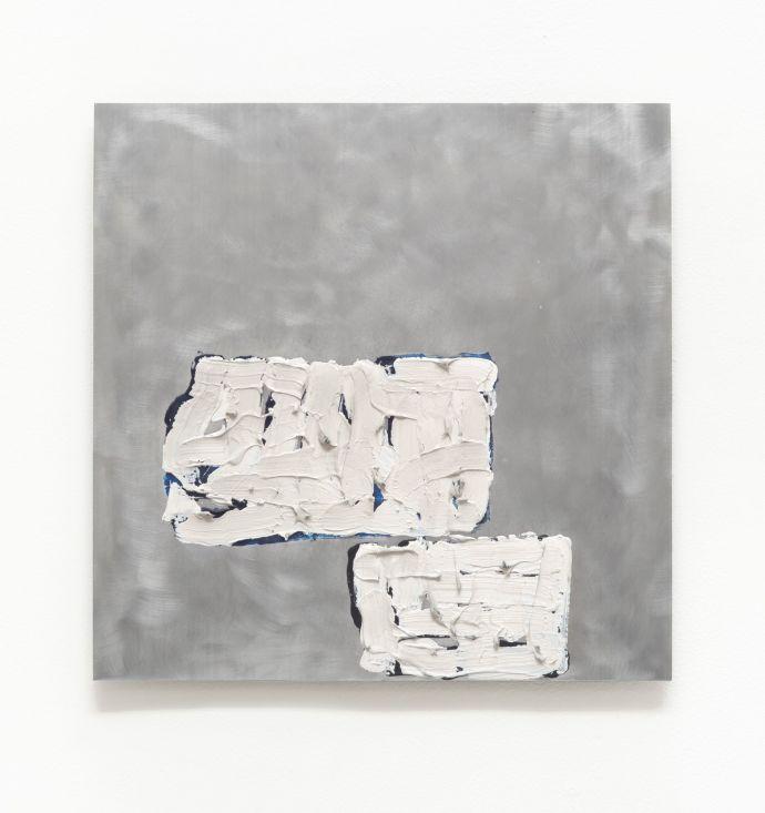 Robert Ryman, Untitled (circa 1964) (courtesy of Robert Ryman / ARS, NY and The