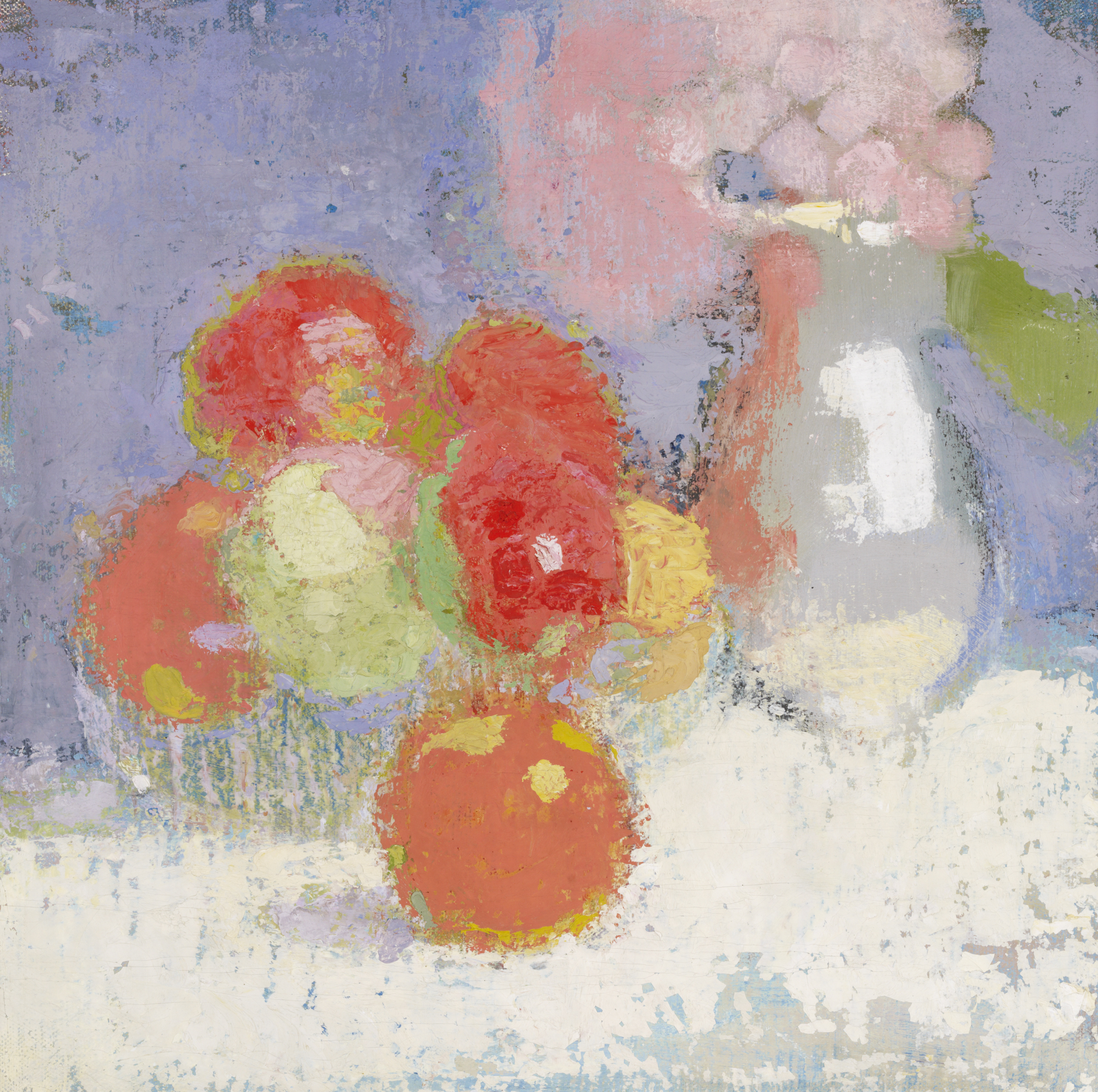 Helene Schjerfbeck, Red Apples, 1915 (Ateneum, Finnish National Gallery)