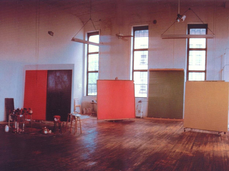 Frederic Matys Thursz, Studio View