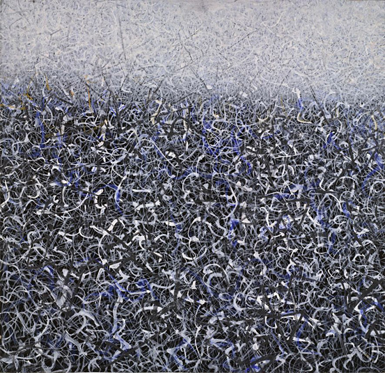 Mark Tobey, Wild Field, 1959 (The Museum of Modern Art, New York, The Sidney and Harriet Janis Collection)