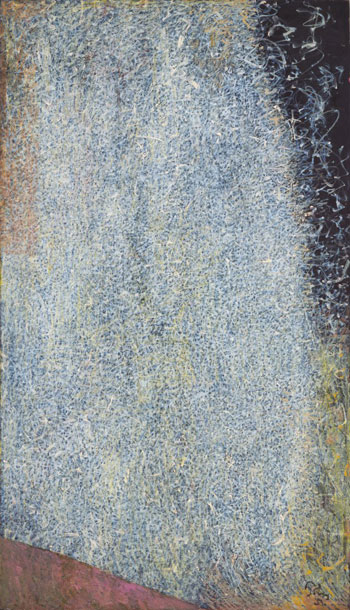 Mark Tobey, Edge of August, 1953 (© 2014 Estate of Mark Tobey/Artists Rights Soc