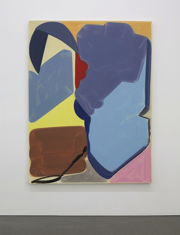 Patricia Treib, Devices, 2013, oil on canvas, 66 x 50 inches (courtesy of Wallsp