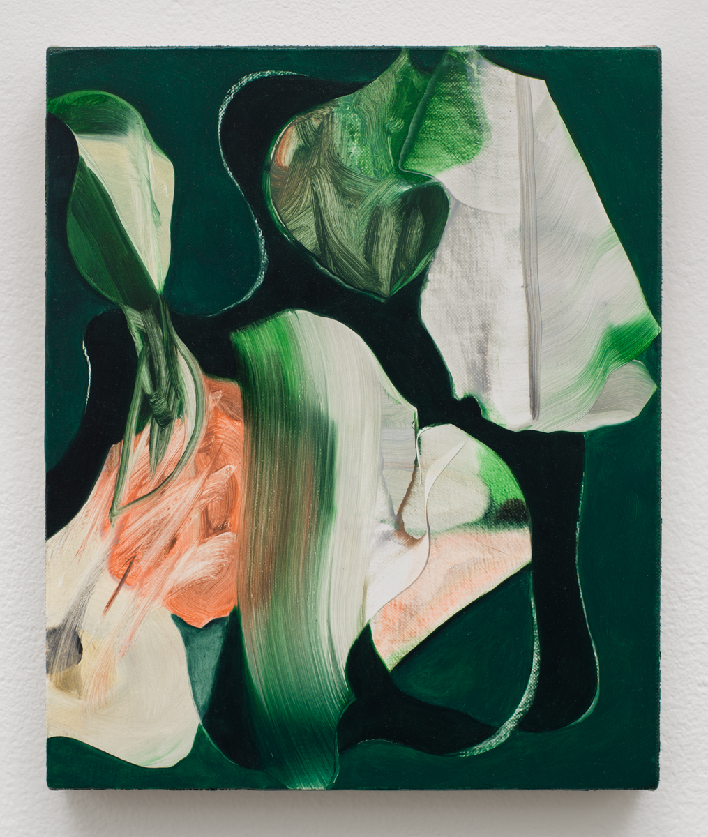 Lesley Vance, Untitled, 2013, oil on linen, 11 x 9 inches (courtesy of David Kor