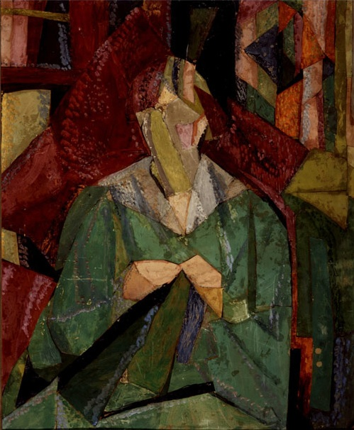 Vanessa Bell. Portrait of Molly MacCarthy, 1914–15. Private Collection