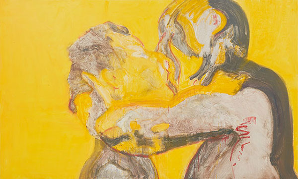 Nicole Wittenberg, The Yellow Kiss, 2016,