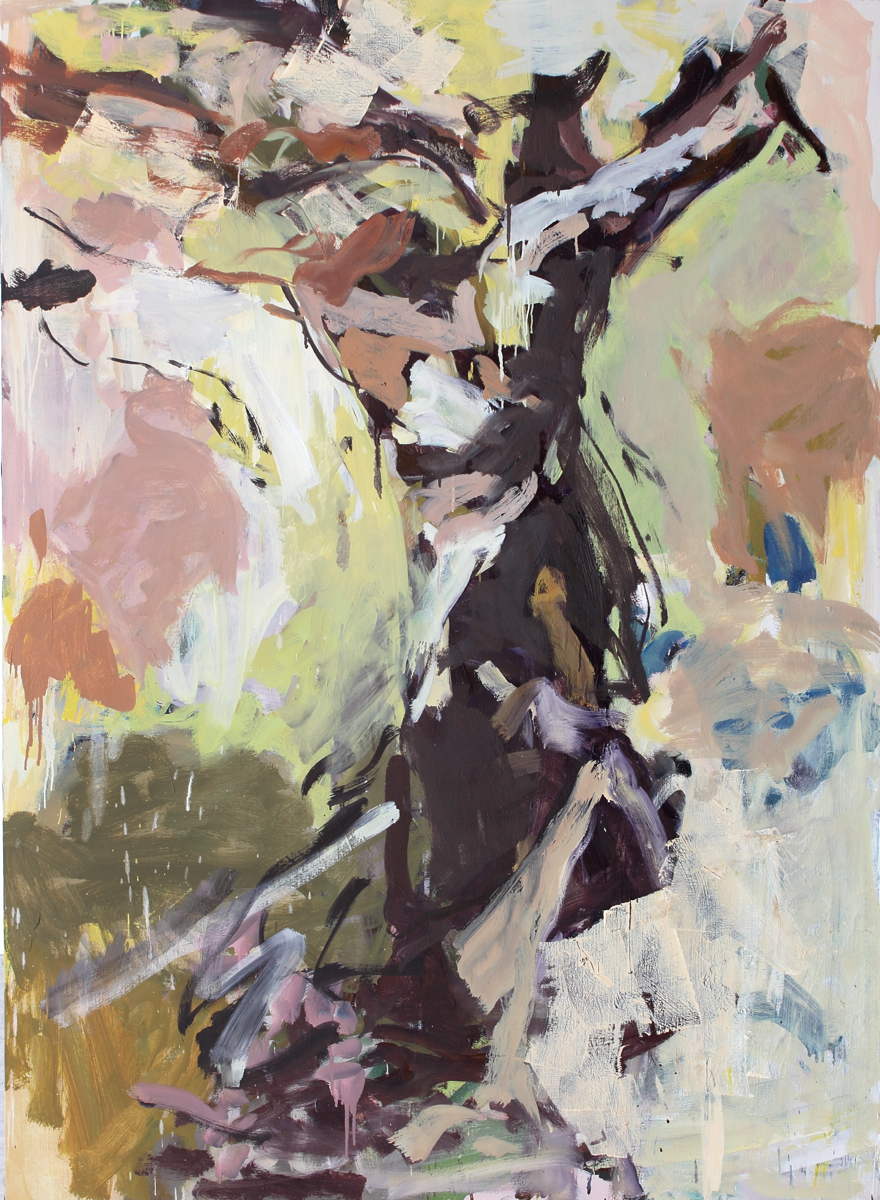 Yearning Upwards Painting Trees Painters Table