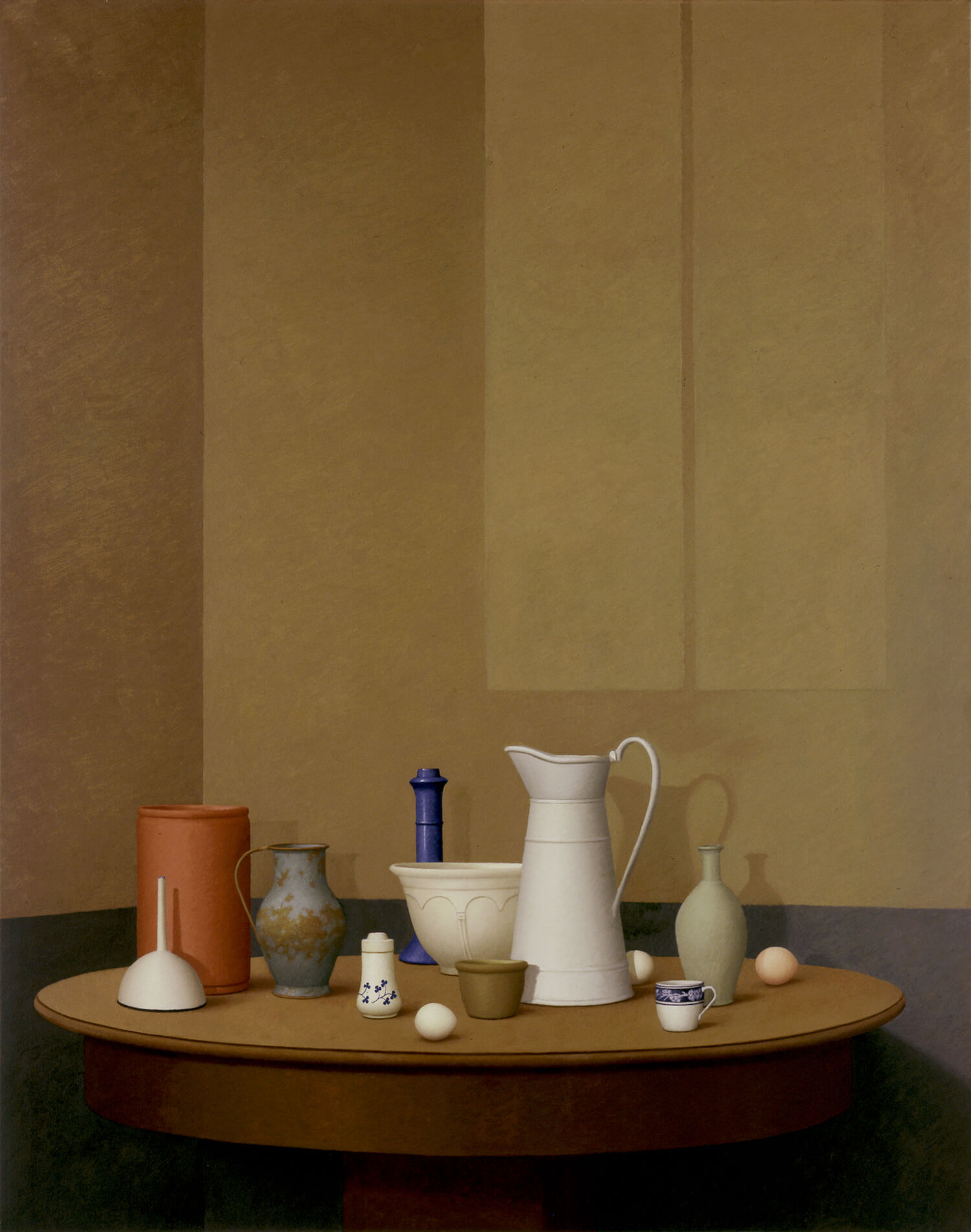 How To Recall An Email >> Object Permanence: William Bailey at the Century Club   Painters' Table