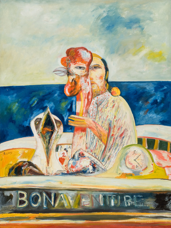 John Bellanys Human Image Painters Table
