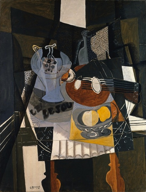 the life of george braque and the role he played in cubism Braque's mental and peaceable world was unpenetrated by faith or despair his soul was a repository of esthetic feelings he captured the symbol of freedom in the graceful movement of the bird there is no sky, no heaven, no.