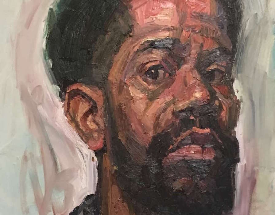 Interview: Sedrick Huckaby at the Elaine de Kooning House