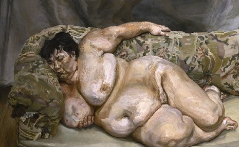 jenny saville and lucien freud Posts about jenny saville written by the big o dc art seen contemporary art in dc  although the two lucian freud's date from 1988-89 and 1991-92, they are .