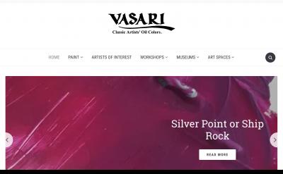 Vasari Classic Artist's Oil Colors blog