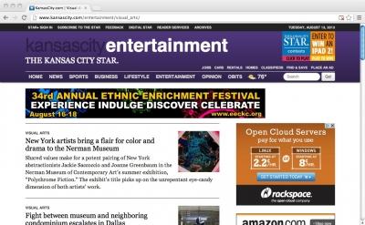 Kansas City Star Arts