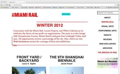 Miami Rail