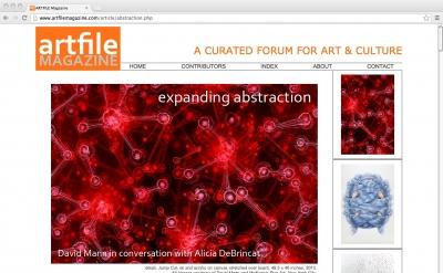 Artfile Magazine