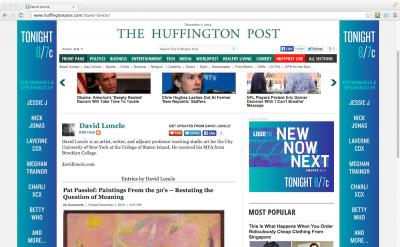 David Loncle: Huffington Post