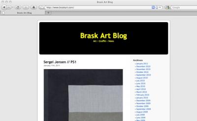 Brask Art Blog